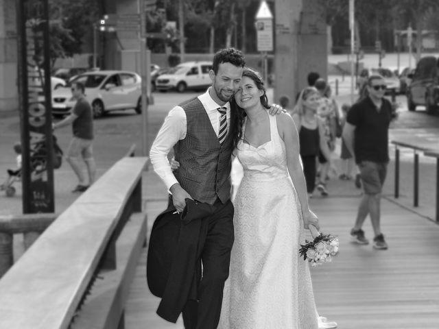 La boda de Sònia y Quim