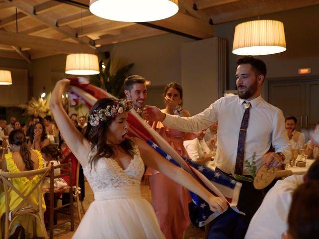 La boda de Genis y Carla en Bigues, Barcelona 48