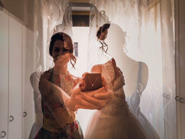 La boda de Edgar y Natalia en Elx/elche, Alicante 14