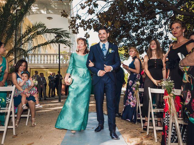 La boda de Edgar y Natalia en Elx/elche, Alicante 20