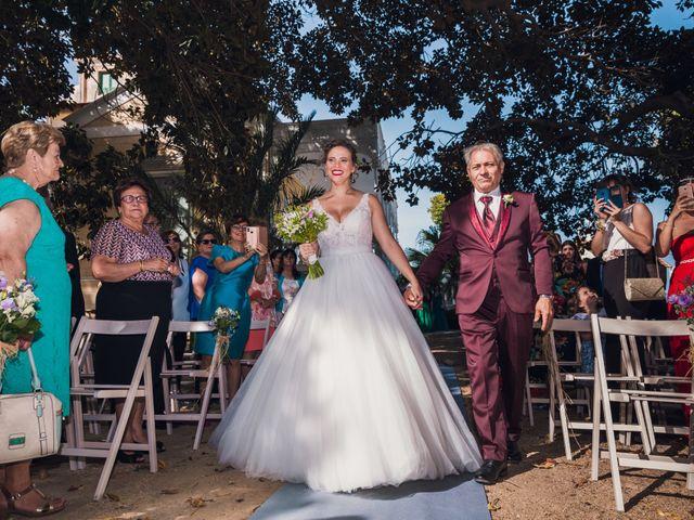 La boda de Edgar y Natalia en Elx/elche, Alicante 22