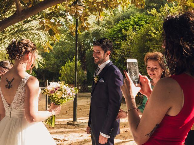 La boda de Edgar y Natalia en Elx/elche, Alicante 23