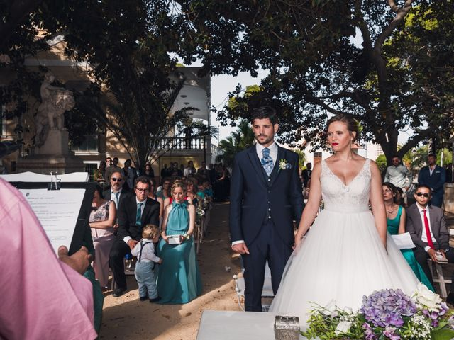 La boda de Edgar y Natalia en Elx/elche, Alicante 24