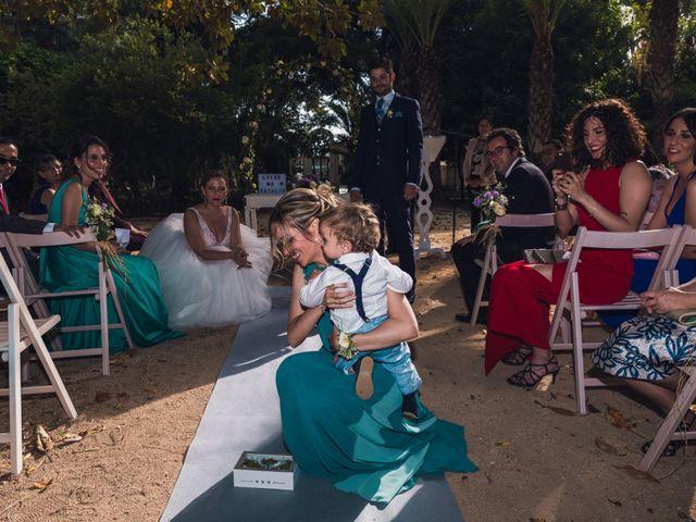 La boda de Edgar y Natalia en Elx/elche, Alicante 25