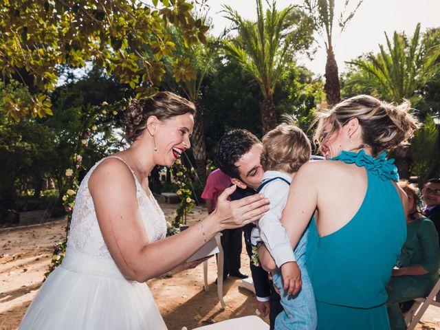La boda de Edgar y Natalia en Elx/elche, Alicante 26