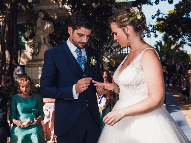 La boda de Edgar y Natalia en Elx/elche, Alicante 27
