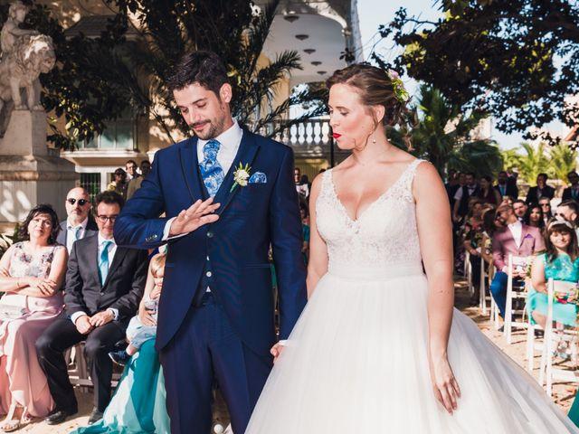 La boda de Edgar y Natalia en Elx/elche, Alicante 28