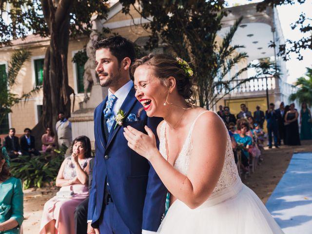 La boda de Edgar y Natalia en Elx/elche, Alicante 33