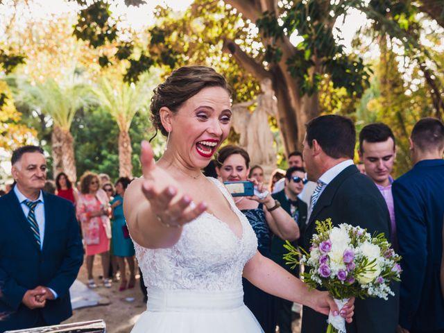 La boda de Edgar y Natalia en Elx/elche, Alicante 36