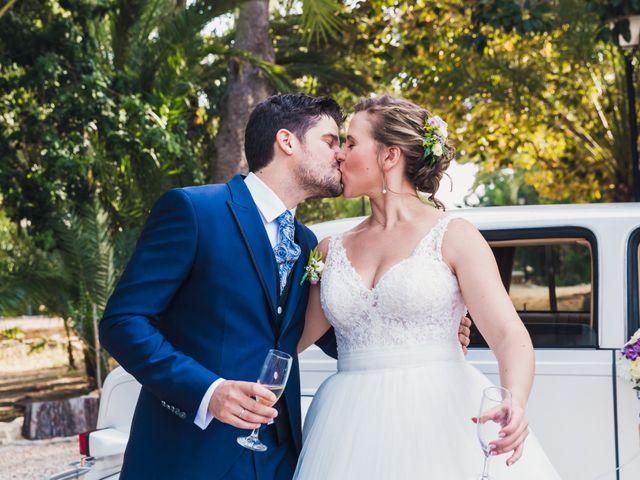 La boda de Edgar y Natalia en Elx/elche, Alicante 38
