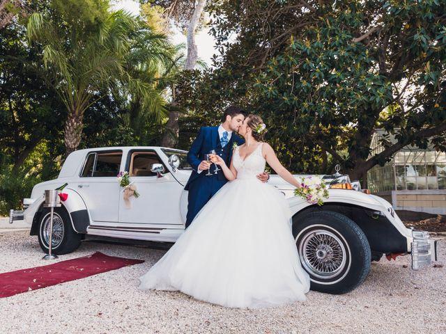 La boda de Edgar y Natalia en Elx/elche, Alicante 39
