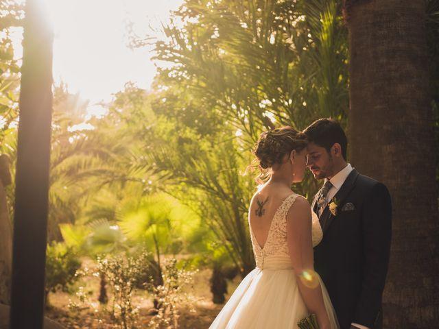 La boda de Edgar y Natalia en Elx/elche, Alicante 1