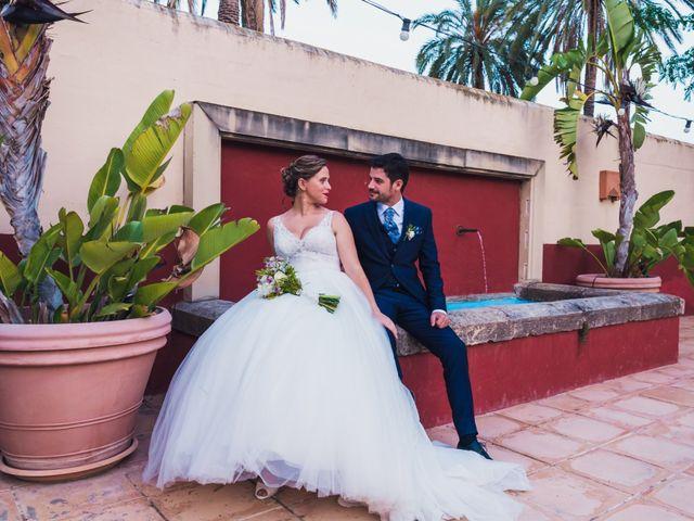 La boda de Edgar y Natalia en Elx/elche, Alicante 43