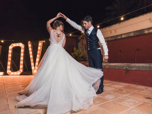 La boda de Edgar y Natalia en Elx/elche, Alicante 48