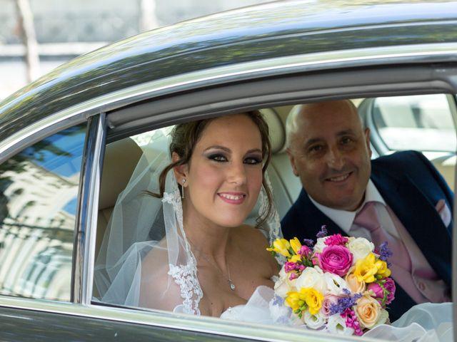La boda de David y Kimberly en Madrid, Madrid 17