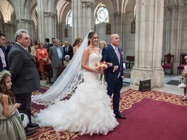 La boda de David y Kimberly en Madrid, Madrid 18
