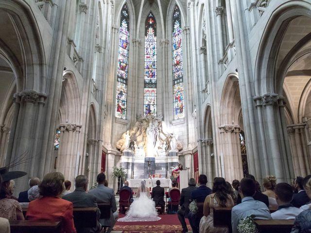 La boda de David y Kimberly en Madrid, Madrid 19