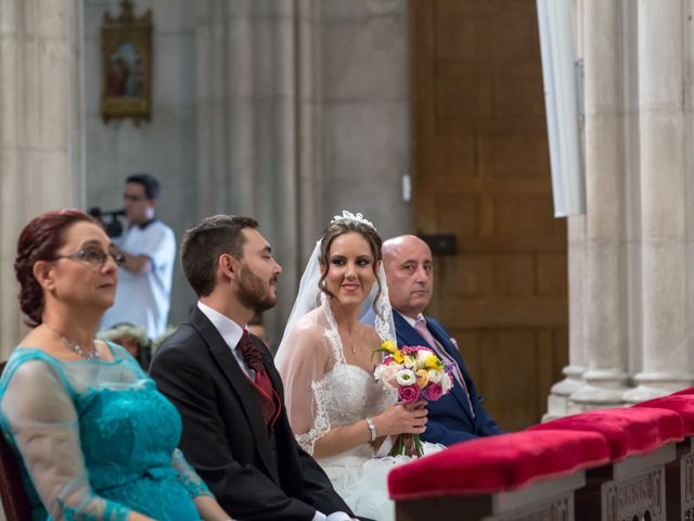 La boda de David y Kimberly en Madrid, Madrid 20