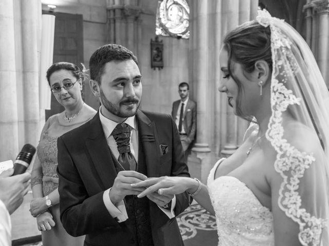 La boda de David y Kimberly en Madrid, Madrid 25
