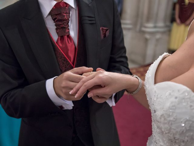 La boda de David y Kimberly en Madrid, Madrid 26