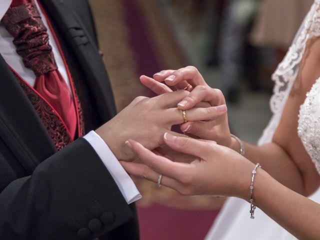 La boda de David y Kimberly en Madrid, Madrid 28