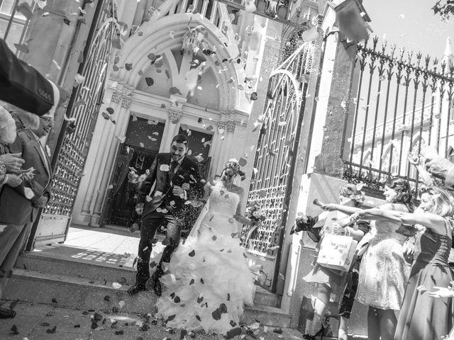 La boda de David y Kimberly en Madrid, Madrid 31