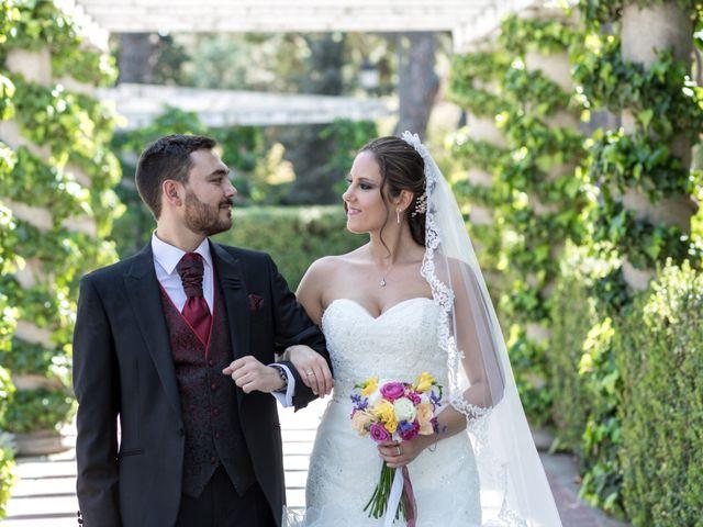 La boda de David y Kimberly en Madrid, Madrid 33
