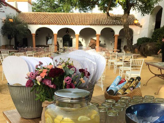 La boda de Carmen y Fernando  en Alcala De Guadaira, Sevilla 4