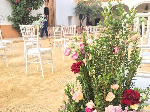 La boda de Carmen y Fernando  en Alcala De Guadaira, Sevilla 6