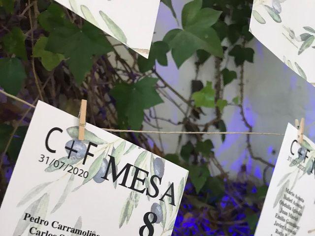 La boda de Carmen y Fernando  en Alcala De Guadaira, Sevilla 15