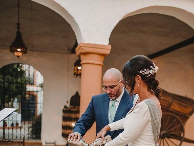 La boda de Carmen y Fernando  en Alcala De Guadaira, Sevilla 26
