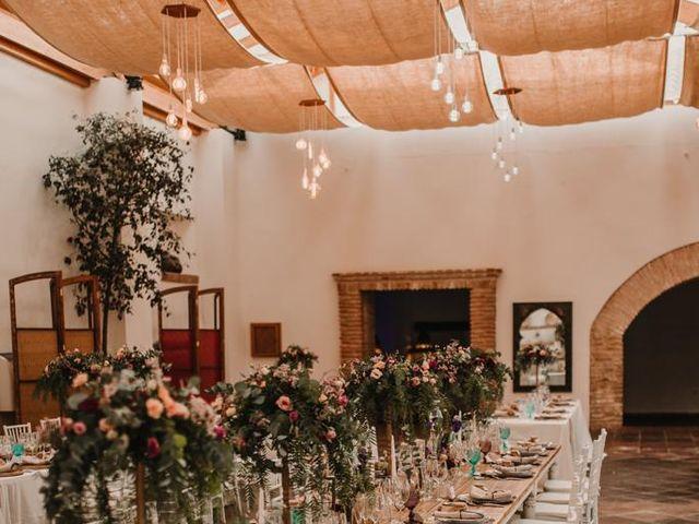 La boda de Carmen y Fernando  en Alcala De Guadaira, Sevilla 34