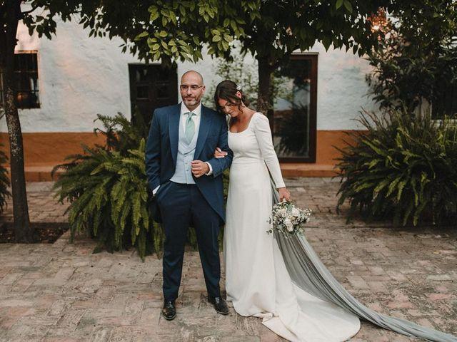 La boda de Carmen y Fernando  en Alcala De Guadaira, Sevilla 42