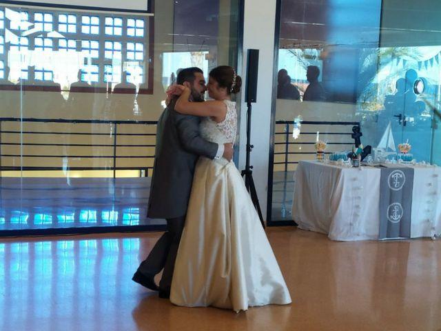 La boda de Samuel y Rocío en San Pedro Del Pinatar, Murcia 4
