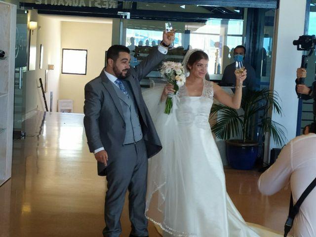 La boda de Samuel y Rocío en San Pedro Del Pinatar, Murcia 6