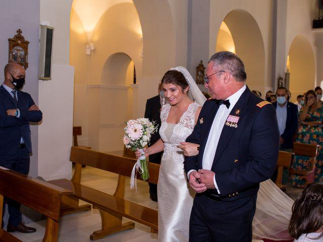 La boda de Samuel y Rocío en San Pedro Del Pinatar, Murcia 12