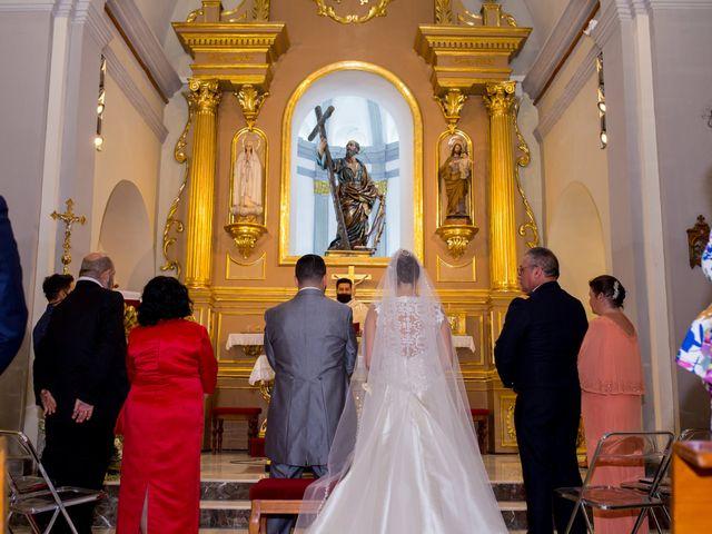 La boda de Samuel y Rocío en San Pedro Del Pinatar, Murcia 13
