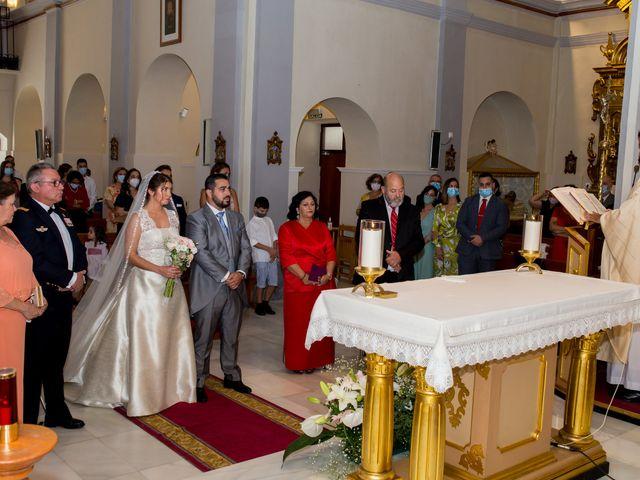 La boda de Samuel y Rocío en San Pedro Del Pinatar, Murcia 14