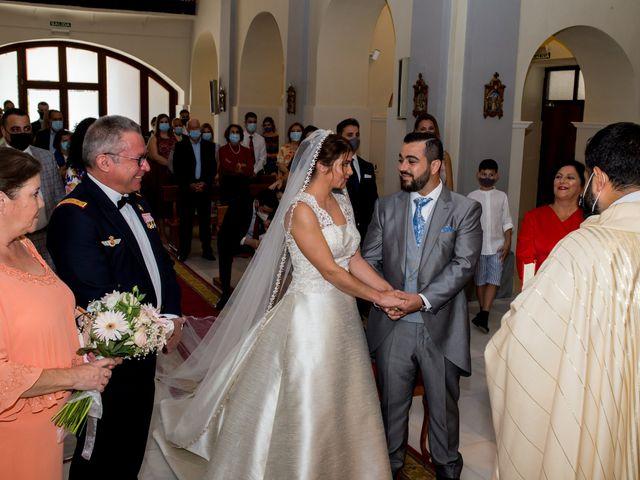 La boda de Samuel y Rocío en San Pedro Del Pinatar, Murcia 16