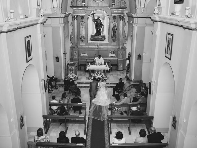 La boda de Samuel y Rocío en San Pedro Del Pinatar, Murcia 17