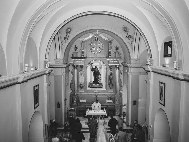La boda de Samuel y Rocío en San Pedro Del Pinatar, Murcia 18