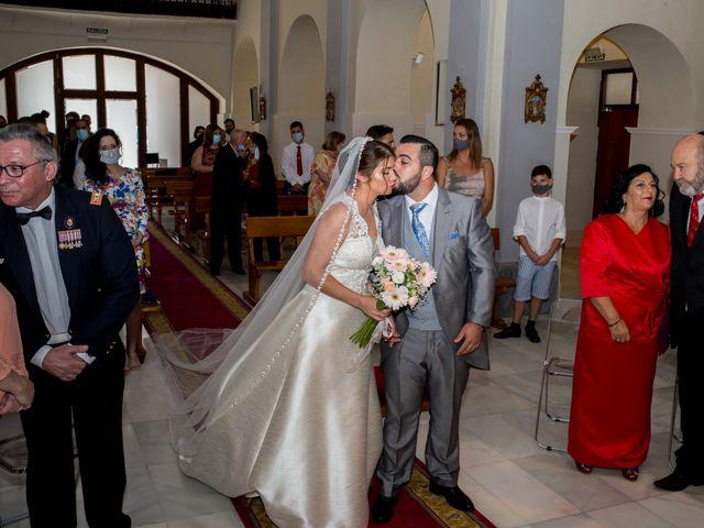 La boda de Samuel y Rocío en San Pedro Del Pinatar, Murcia 19