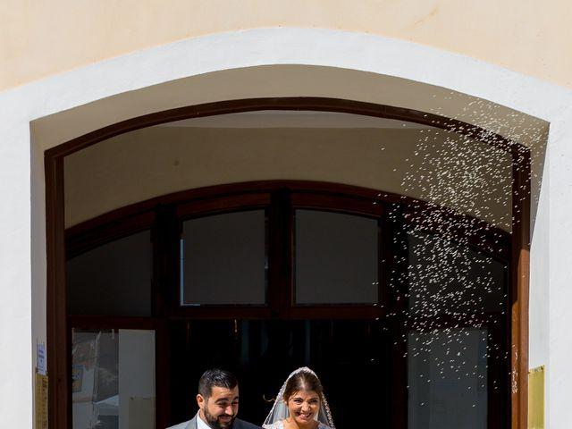 La boda de Samuel y Rocío en San Pedro Del Pinatar, Murcia 21