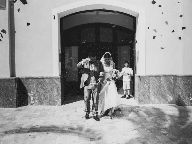 La boda de Samuel y Rocío en San Pedro Del Pinatar, Murcia 22