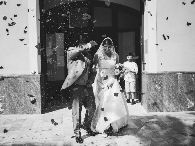 La boda de Samuel y Rocío en San Pedro Del Pinatar, Murcia 23