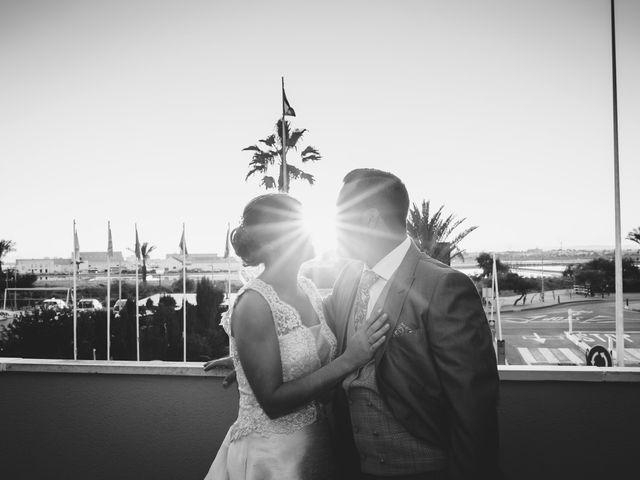 La boda de Samuel y Rocío en San Pedro Del Pinatar, Murcia 1