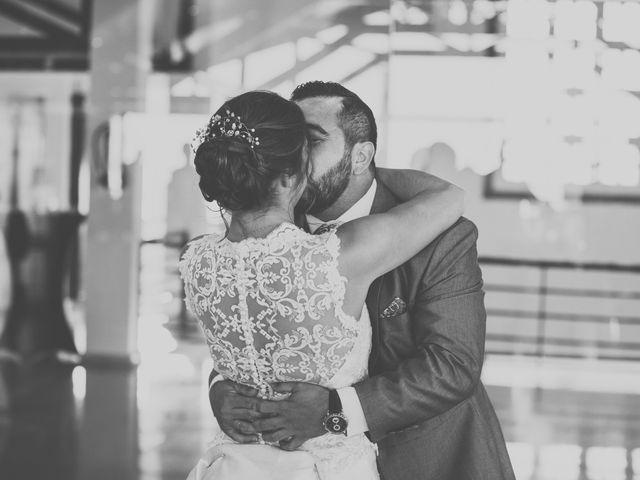 La boda de Rocío y Samuel