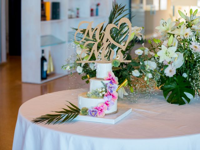 La boda de Samuel y Rocío en San Pedro Del Pinatar, Murcia 27
