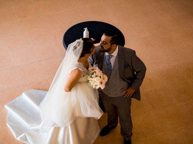 La boda de Samuel y Rocío en San Pedro Del Pinatar, Murcia 29