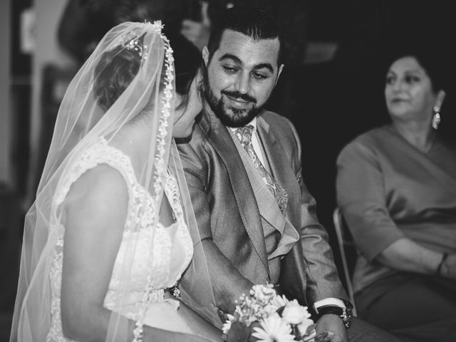 La boda de Samuel y Rocío en San Pedro Del Pinatar, Murcia 34